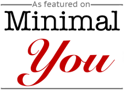 Minimal You - Minimalism, Decluttering, Downsizing, and Simplicity